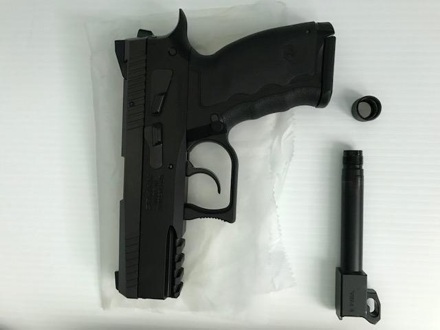 WTS: NIB Sphinx SDP Compact Alpha 9MM Pistol w/2 Barrels (Std./Thread) & 5 Mags 5.-img_4642.jpg