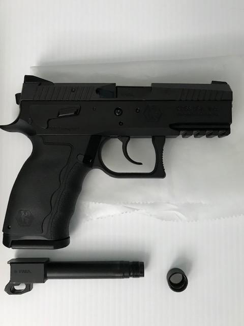 WTS: NIB Sphinx SDP Compact Alpha 9MM Pistol w/2 Barrels (Std./Thread) & 5 Mags 5.-img_4643.jpg