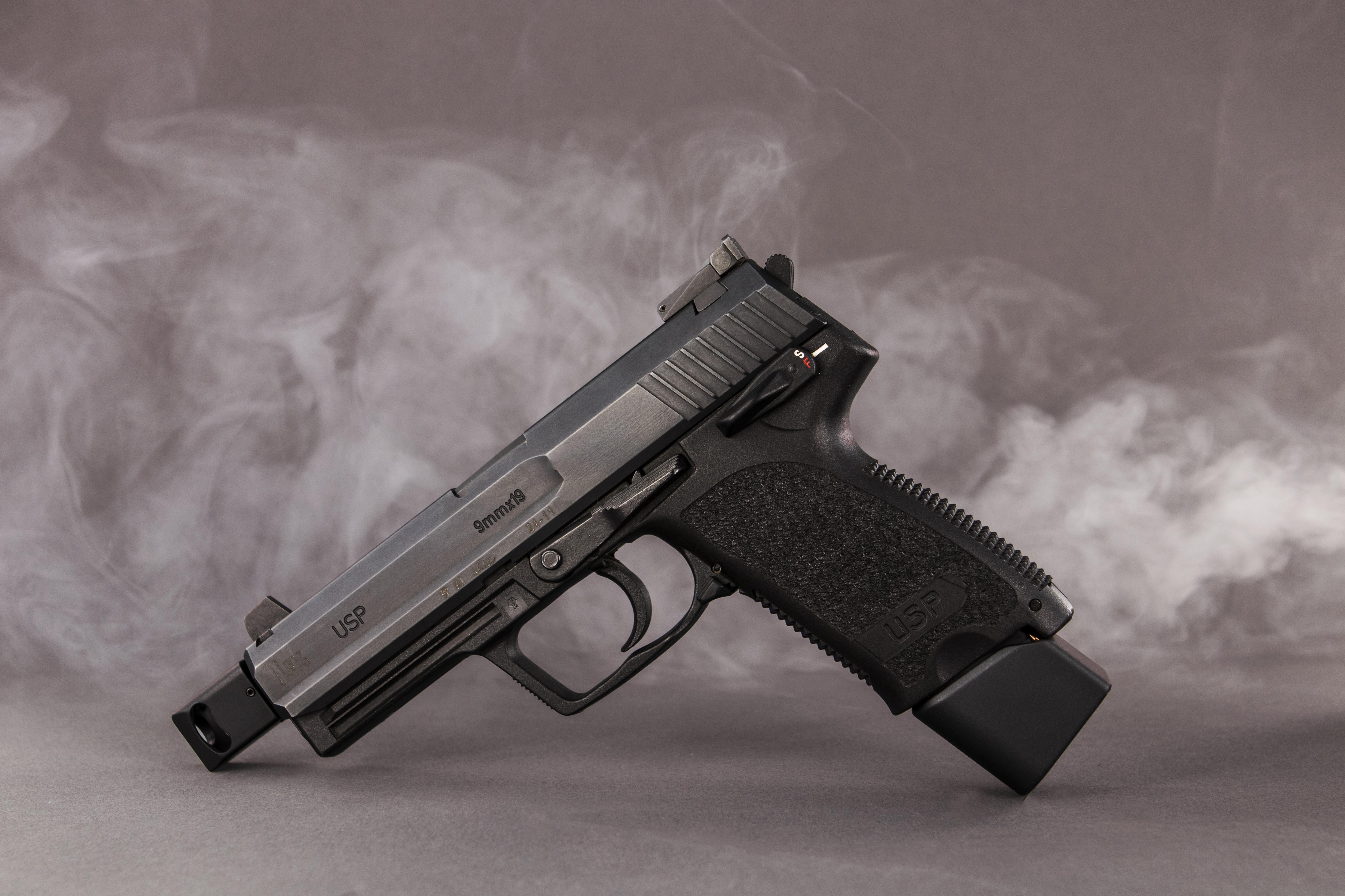 NEW!! USP 9mm - +5 Magazine Extension