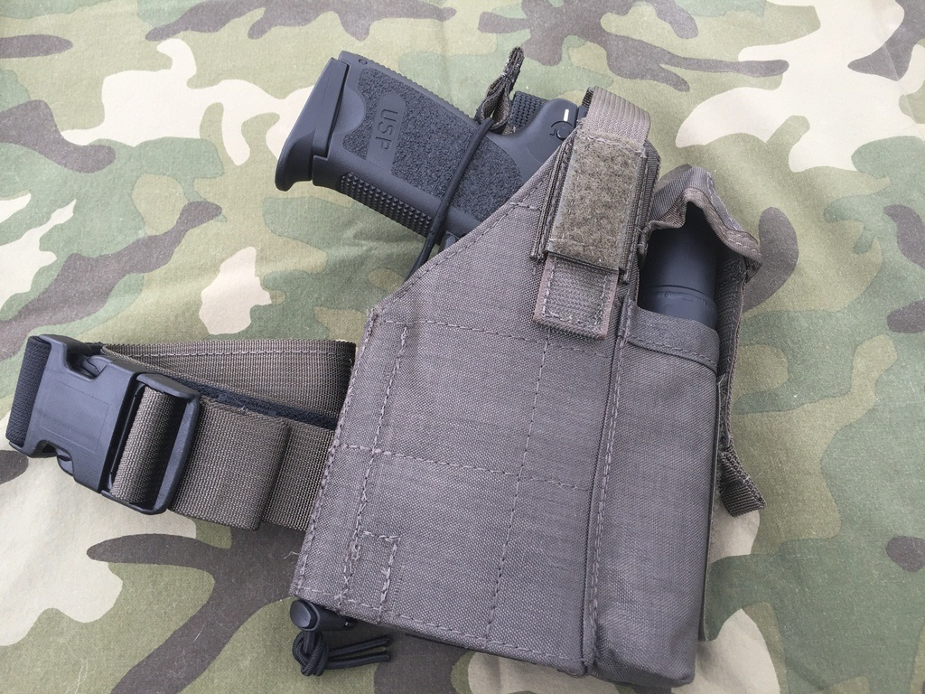London Bridge Trading Co LTD MAS Grey H&K 416 417 MP7 MK24 HK45CT Operator Kit (Rare)-lbt-usp45ct-1.jpg