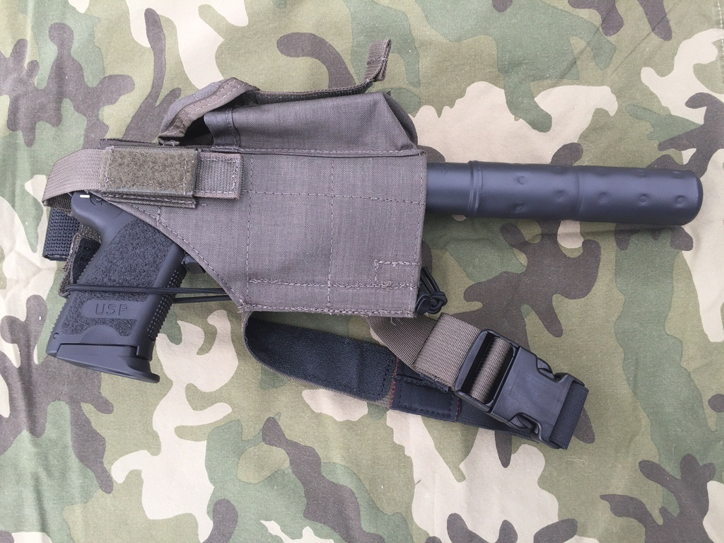 London Bridge Trading Co LTD MAS Grey H&K 416 417 MP7 MK24 HK45CT Operator Kit (Rare)-lbt-usp45ct-2.jpg