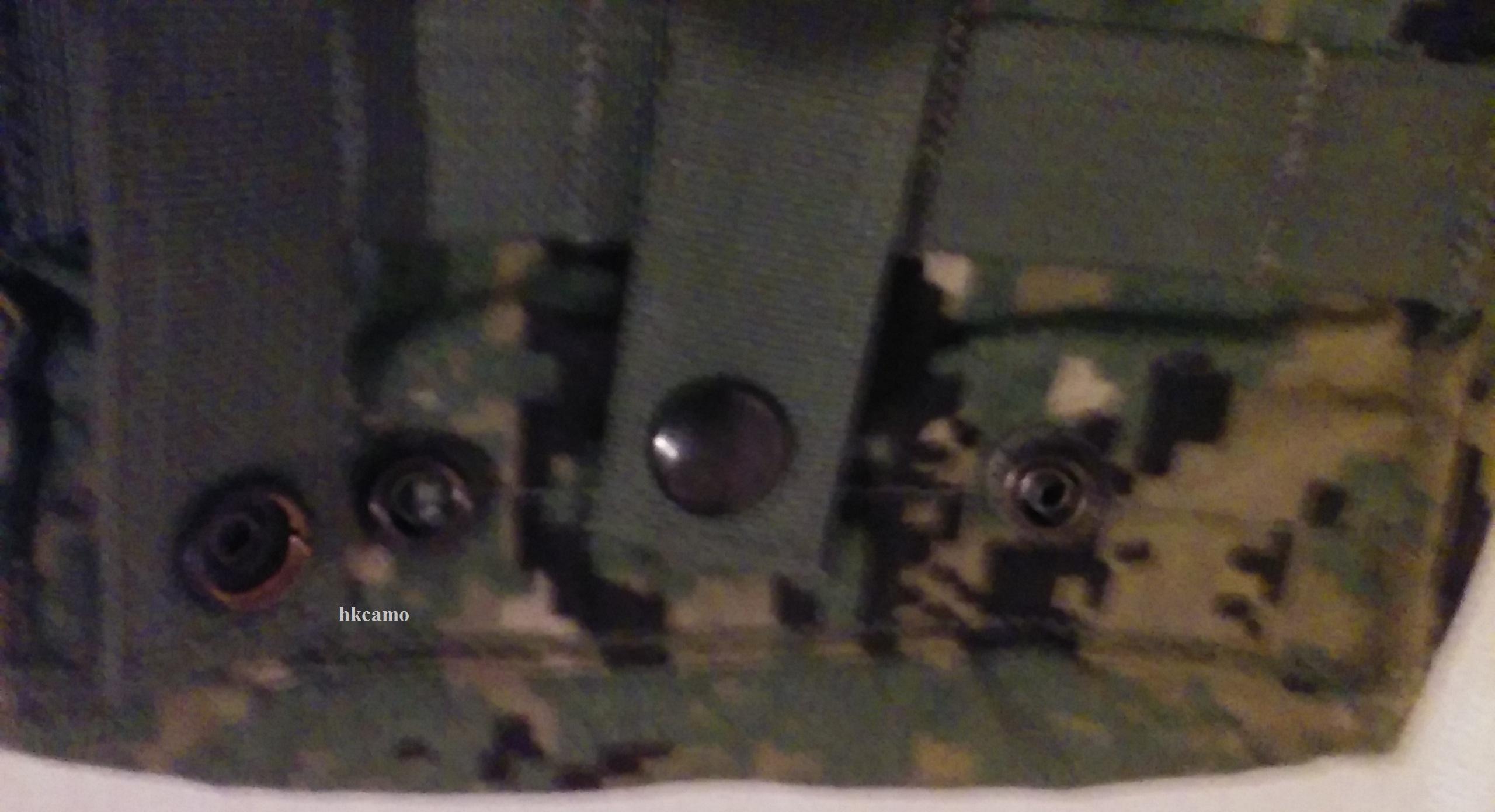 London Bridge Trading Co LTD MAS Grey H&K 416 417 MP7 MK24 HK45CT Operator Kit (Rare)-lbt_metal_snap_buttons.jpg