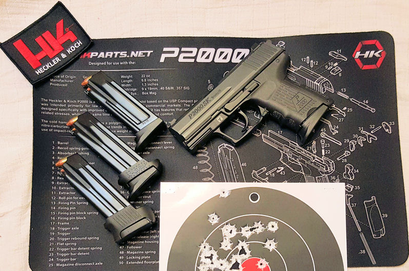 My new P2000SK and a question from Israel-magazines.jpg