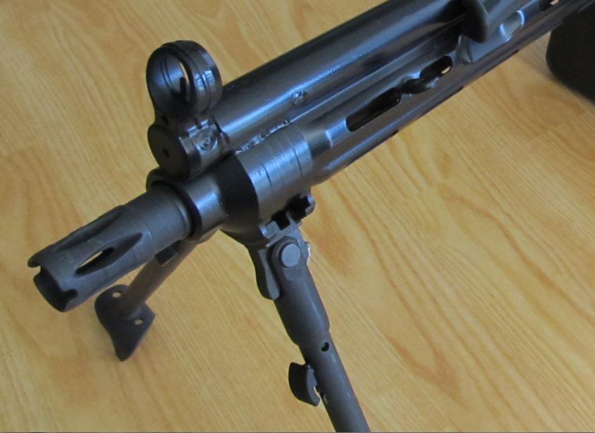 Finally to the range - MM23E with Gemtech G5 Suppressor-mm23e-flash-hider.jpg