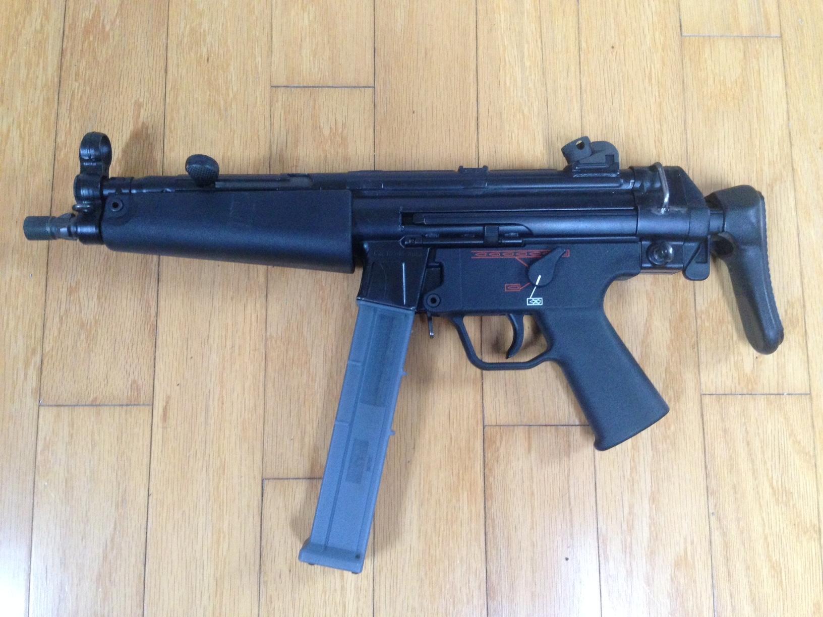 MP5 | SIG Sauer 556 Forum