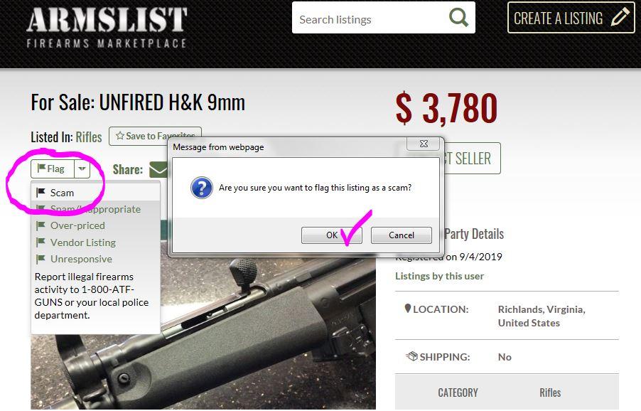 Armslist HK94-scamslist.jpg