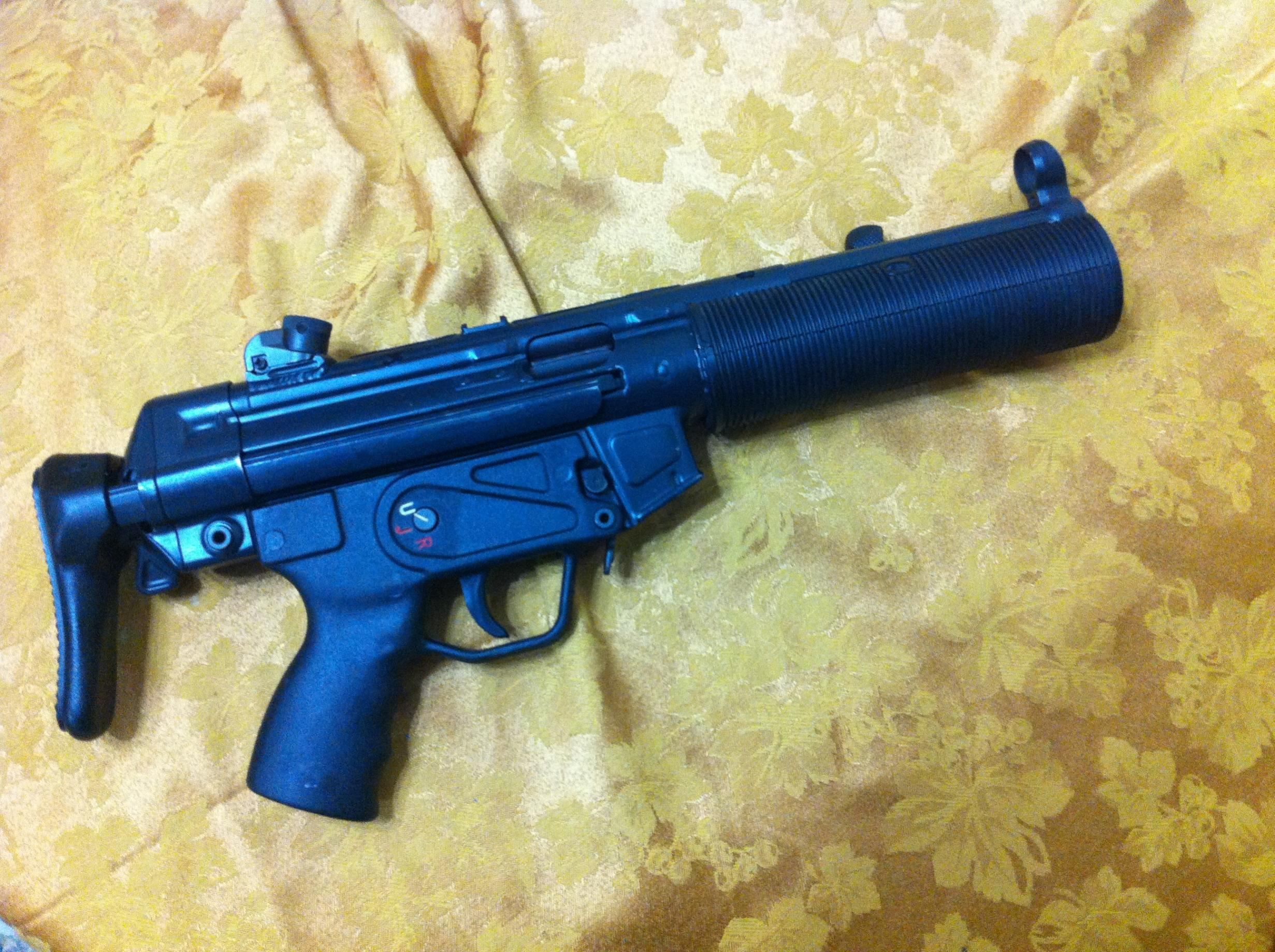 HK MP5 SD without the suppressor - Page 2