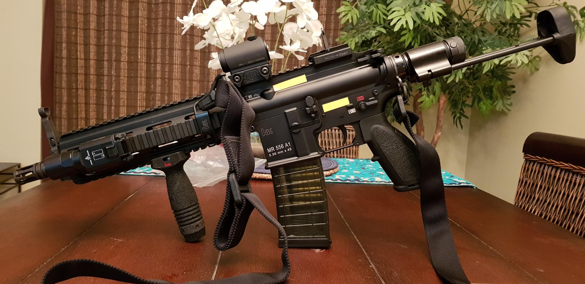 WTS: HK416 Lower Parts Kit, HK416 10 4