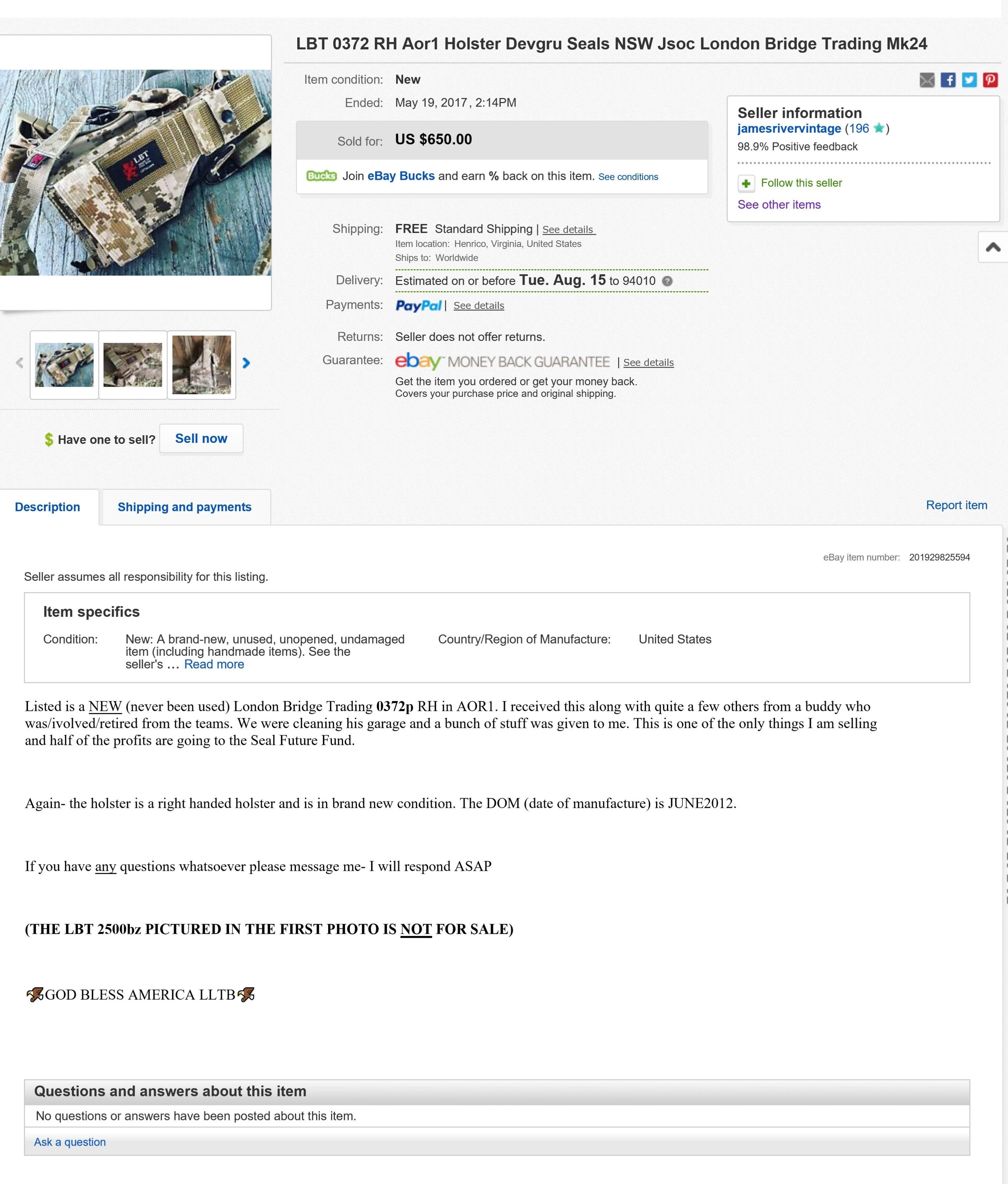 London Bridge Trading Co LTD MAS Grey H&K 416 417 MP7 MK24 HK45CT Operator Kit (Rare)-us-navy-seal-foundation-scam-artist-ebay.jpg